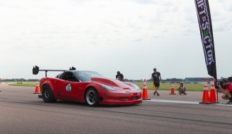 Why 45 PSI And 2800HP Needs Aero | Corvette [TECH TOUR]