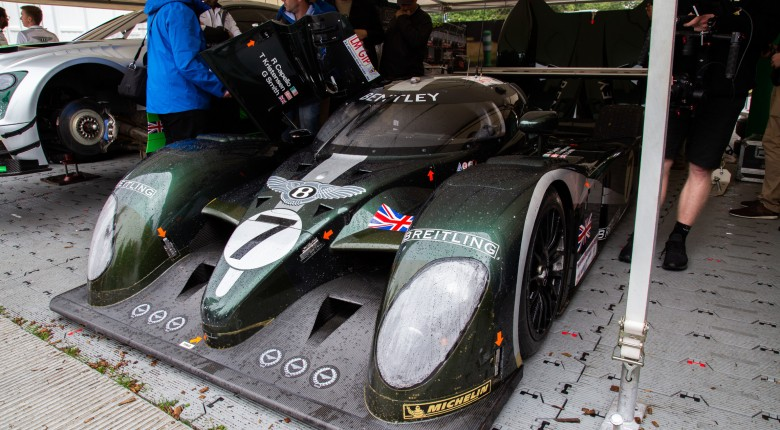 900kg and 2200kg of downforce?! | Bentley's Speed 8 LMGTP Champion [TECH TOUR]