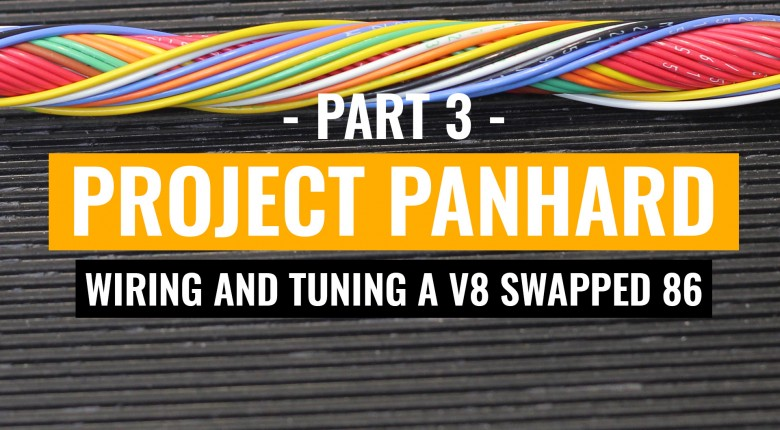 "Wiring and Tuning Project ""Panhard"" - Part 3 - Wiring"