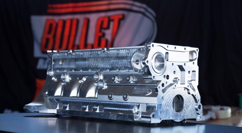 [TECH NUGGET] 95+ PSI of boost 1900 HP from 4 cylinders | Bullets world record holding blocks