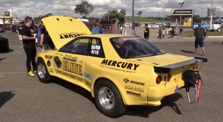 [TECH TOUR] NITTO II | Nissan R32 Skyline built by Mercury Motorsports
