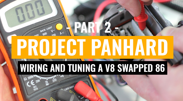 "Wiring and Tuning Project ""Panhard"" - Part 2 - Planning"