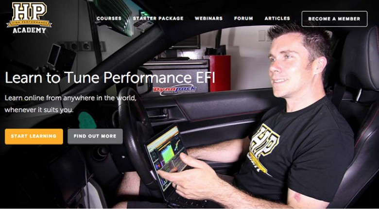 New and Improved High Performance Academy Website