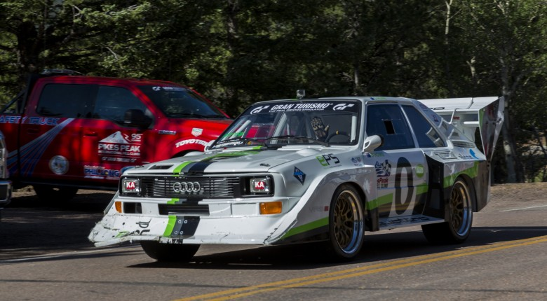 [VIDEO: Tech Tour] EPS Motorsport​ Audi Quattro Group B Replica