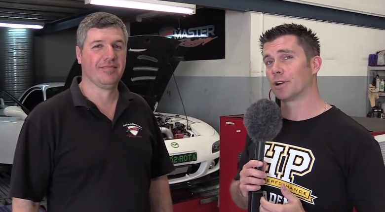 Joe Signorelli speaks about his Superflow Engine Dyno and his Dyno Dynamics Chassis Dyno