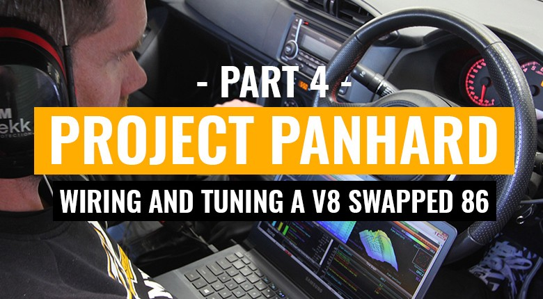 "Wiring and Tuning Project ""Panhard"" - Part 4 - Tuning"
