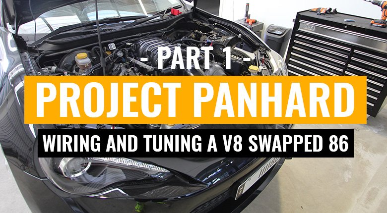 "Wiring and Tuning Project ""Panhard"""