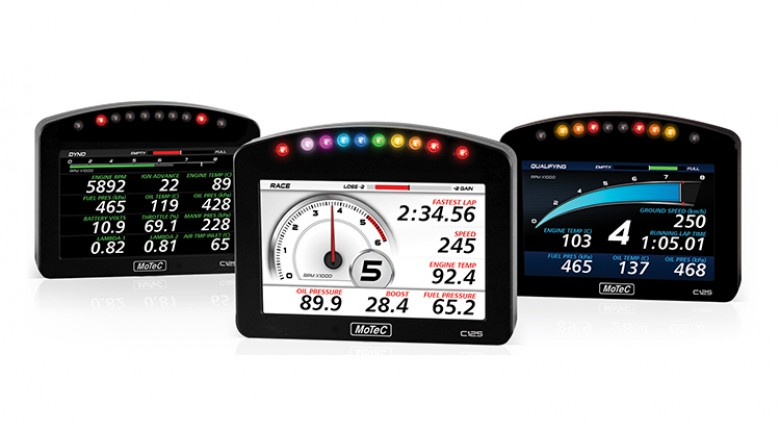 Motec Releases Full Colour Logger Display