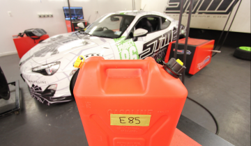 What is E85?