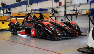 105kg, 500HP, 10,500RPM 'Hayabusa' V8 | Radical Sportscars RPE-V8 [TECH TALK]