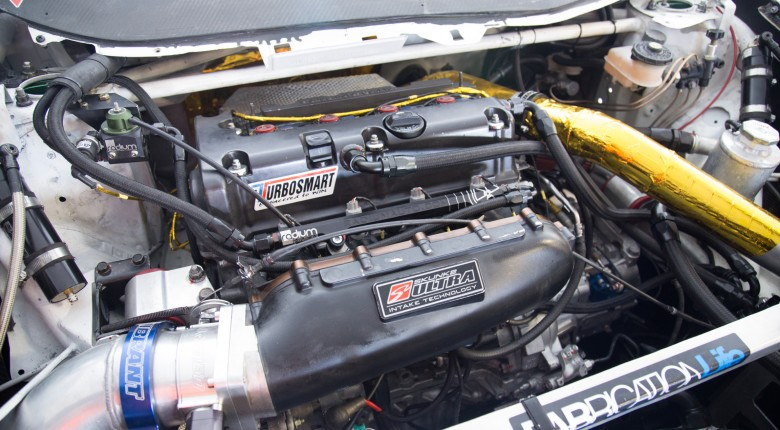 [TECH TOUR] 793 HP at 24 PSI of boost | PZtuning FWD Time Attack Civic